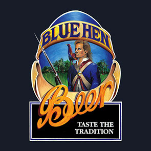 Blue Hen Beer t-shirt