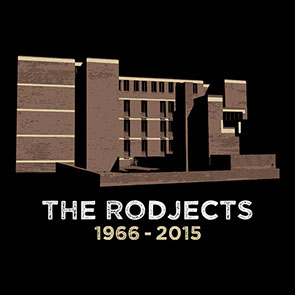 Rodjects 1966-2015 t-shirt